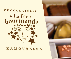 Chocolaterie La Fée Gourmande Pave